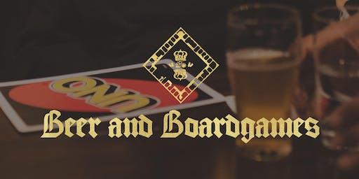 Beer & Board Games: Mobi Coloring