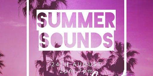 Summer Sounds DJ Cookout