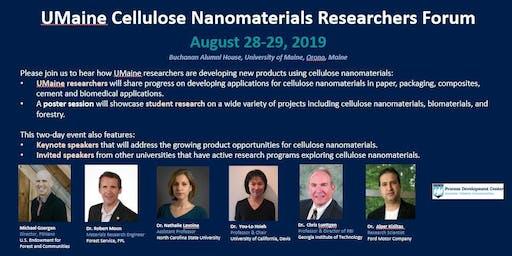 Cellulose Nanomaterials Researchers Forum