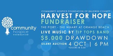 Harvest for Hope Fundraiser tickets