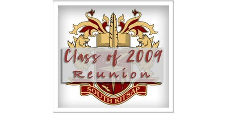 SK CLASS OF 2009 10 YEAR REUNION tickets