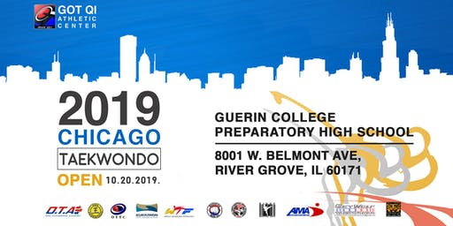 2019 Chicago Taekwondo Open