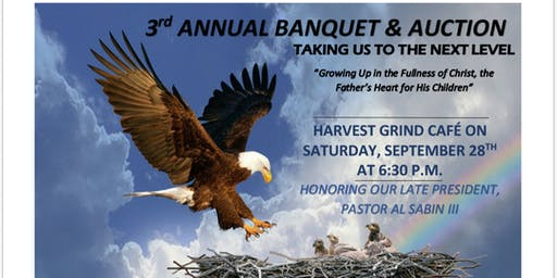 Daughters of Naomi Embraced 3rd Annual Banquet