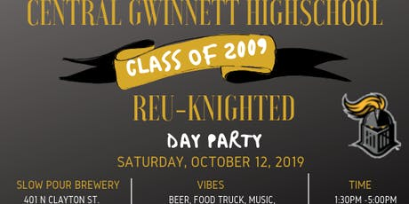 Reu-KNIGHTED 2009 Day Party tickets