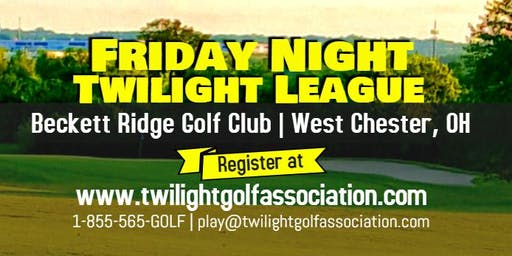 Friday Twilight League at Beckett Ridge Golf Club