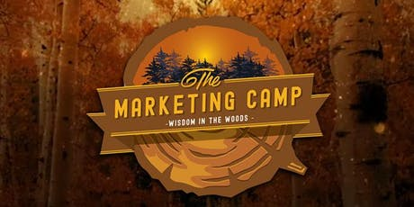 the Marketing Camp tickets