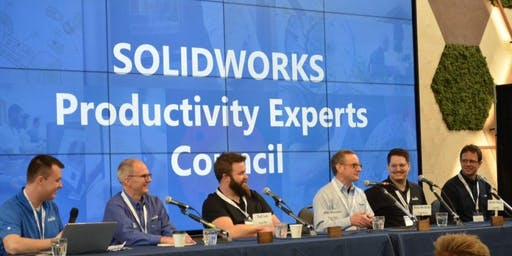 Exclusive Event: SOLIDWORKS Productivity Experts Council in Edmonton, AB