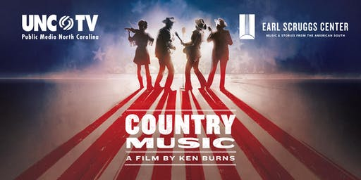 Preview Screening of Ken Burns' COUNTRY MUSIC & Dessert Reception