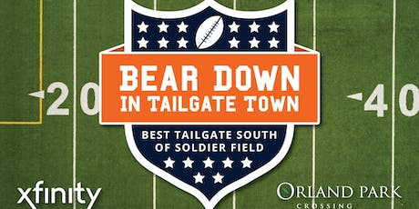 Bear Down In Tailgate Town tickets