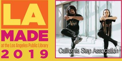 California Step Association Interactive Dance Performance