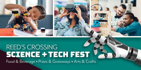 Reed's Crossing Science + Tech Fest tickets