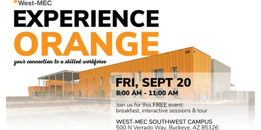 Experience Orange