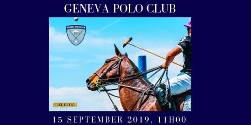 """GENEVA POLO CLUB """"COPA SAN MARTIN"""""""