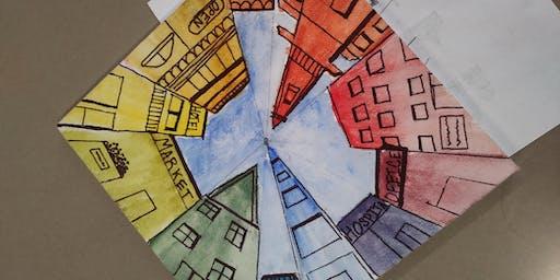 Teen Art Studio (ages 12-18)