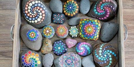 Mandala Rock Painting tickets