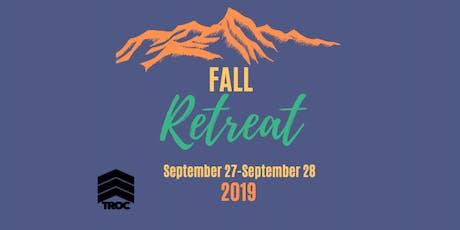 TROC Fall Retreat tickets