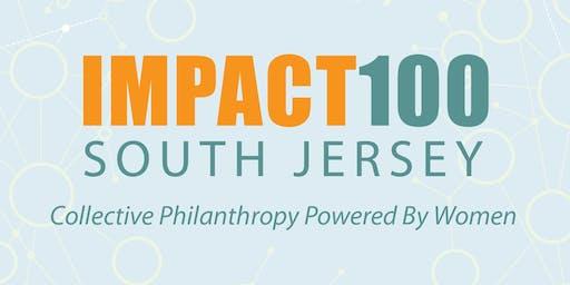 Voorhees Impact100 SJ Info Session (Samaritan Center)
