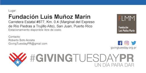 3ra Orientación Giving Tuesday Puerto Rico para Orgs. Sin Fines de Lucro