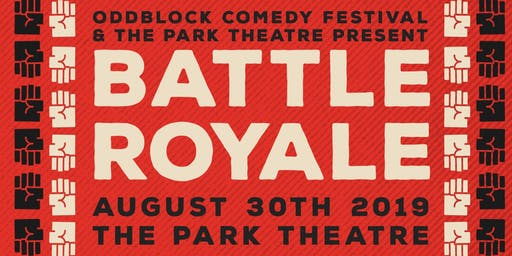 Battle Royale - ODDBlock Edition w/ Special Guest Kyle Kinane