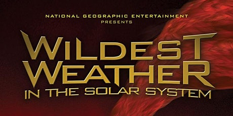 Wildest Weather in the Solar System tickets