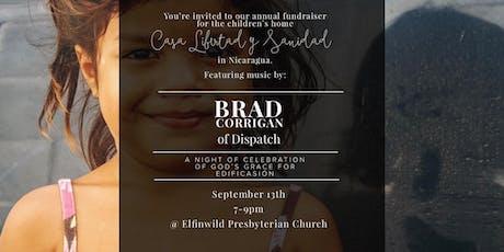 Brad Corrigan in Concert to Benefit Nicaragua Children's Home tickets