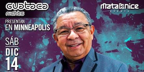EL GAITAZO 2019 con RICARDO CEPEDA en Minneapolis tickets