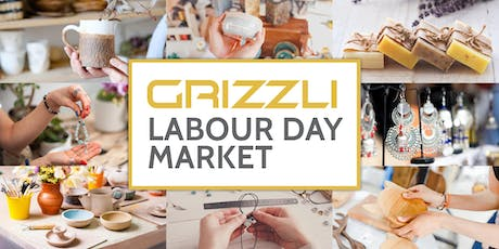 Grizzli Labour Day Market tickets