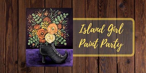 Island Girl at Creative Studio
