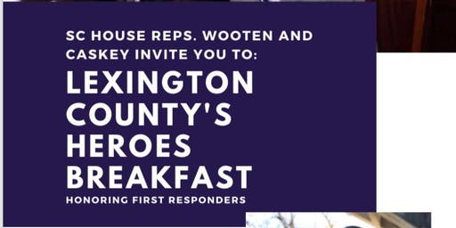 Lexington County Hero Breakfast