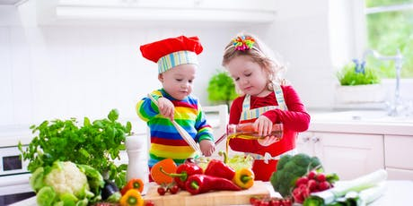 September Kids in the Kitchen at Manhattan Hy-Vee tickets