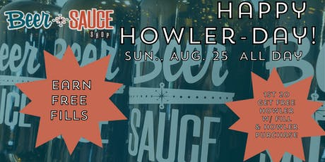 Happy Howler-Day tickets