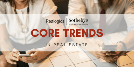 CORE TRENDS in Real Estate at RSIR Kirkland (3 CE clock-hours) tickets