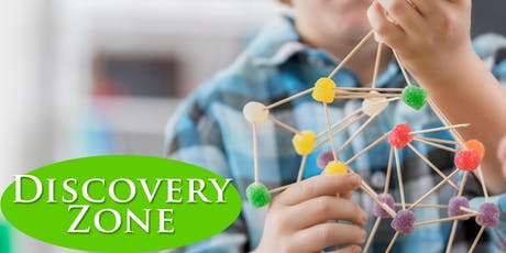 Discovery Zone tickets