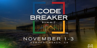 Code Breaker Summit [Nov 1-3]