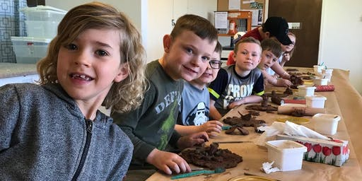 Homeschool Art & Clay Day 2019 Fall