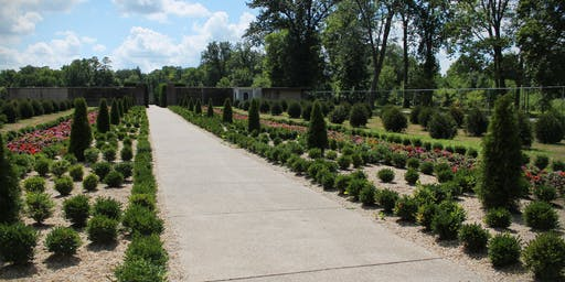 Triangle Parterre Dedication Event