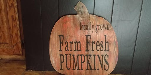 Pumpkin Party  $25.00
