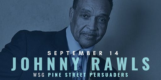 Johnny Rawls with Pine Street Persuaders