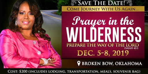 Prayer In the Wilderness