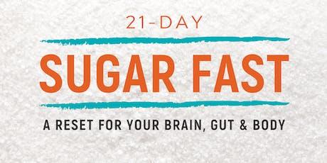 21-Day Sugar Fast tickets