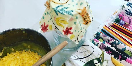 Beeswax Food Cloths - Back to School Craft Bar Project tickets