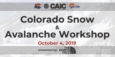 18th Annual Colorado Snow and Avalanche Workshop tickets