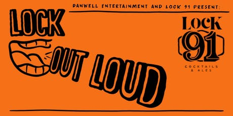 LOCK OUT LOUD - Comedy Night Manchester tickets