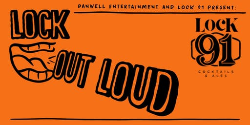 LOCK OUT LOUD - Comedy Night Manchester
