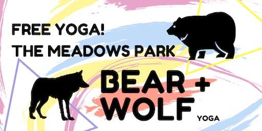 FRINGE FESTIVAL FLOW with BEAR + WOLF Yoga