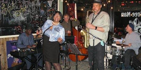 """ Jazz in the Cliff"" tickets"