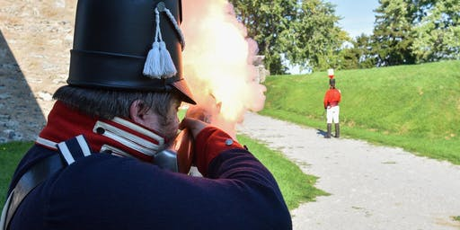 Murder Mystery at Old Fort Erie