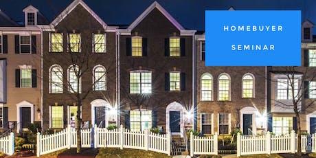 Carole Webb Home Buyer Seminar tickets