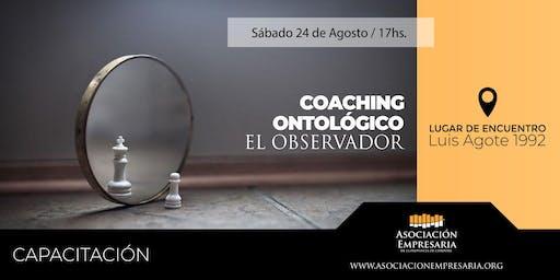 Coaching  Ontológico EL OBSERVADOR