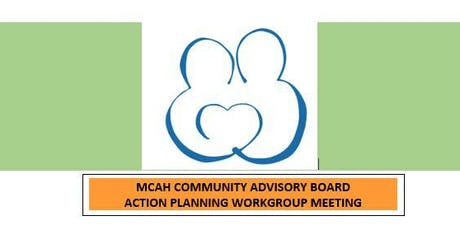 MCAH NEEDS ASSESSMENT - ACTION PLANNING:  INFANT HEALTH WORKGROUP tickets
